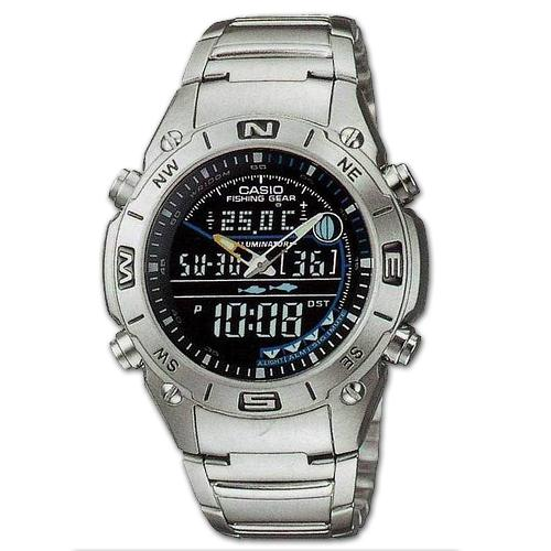 Casio Outgear Fishing Mens AMW-703D-1A