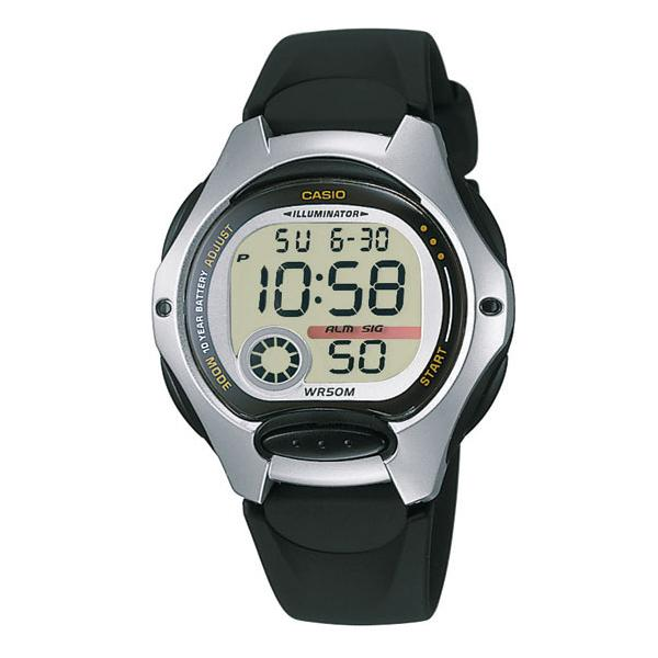 Casio Digital Ladies LW-200-1A