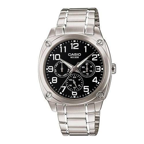 casio fashion mens mtp-1309d-1b