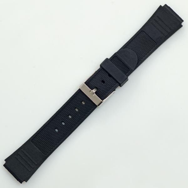 curea ceas plastic nr. 17 [18-04p32]