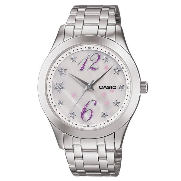 casio ladies dress ltf-124d-7a