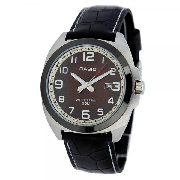 casio gents dress mtp-1340l-5a