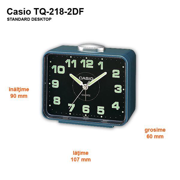 Ceas Casio TQ-218-2DF