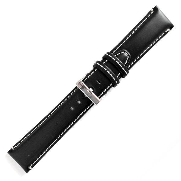 curea ceas piele naturala nr. 254 [24-04f22xl]