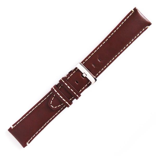 curea ceas piele naturala nr. 257 [24-04f22xl]