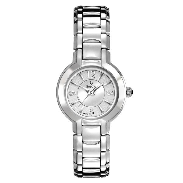 ceas bulova ladies' dress 96l147