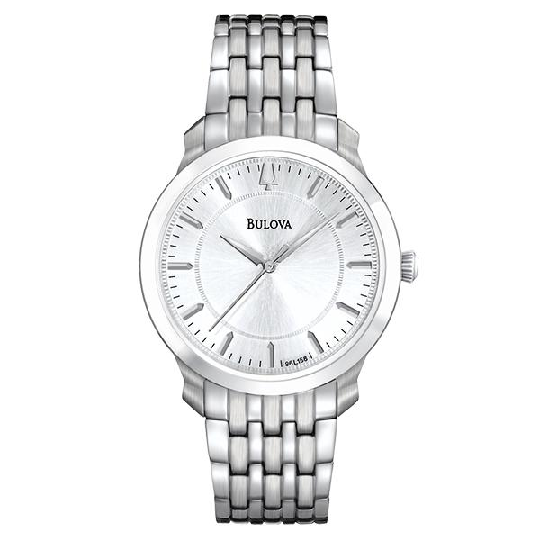 ceas bulova ladies' dress 96l158