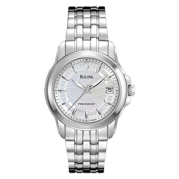 ceas bulova ladies' precisionist 96m121