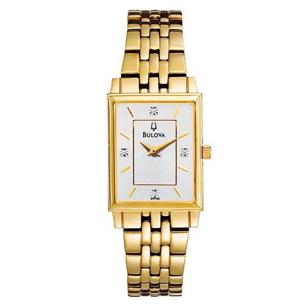 ceas bulova ladies' diamond 97p102
