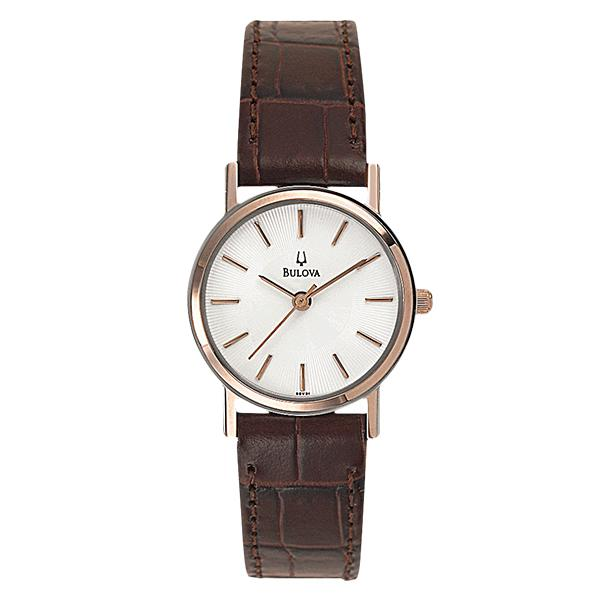 ceas bulova ladies' dress 98v31