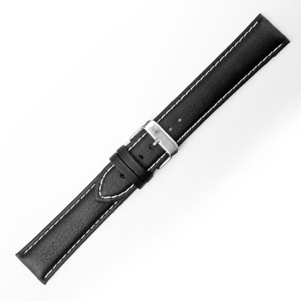 curea ceas piele naturala nr. 346 [18-2xl]