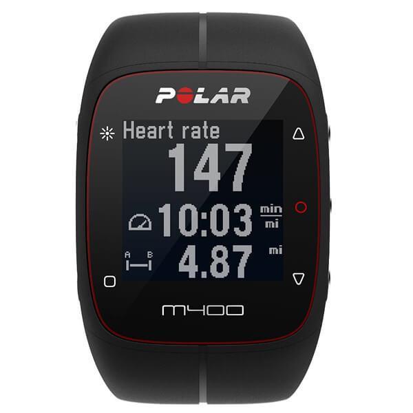 ceas polar m400 gps black